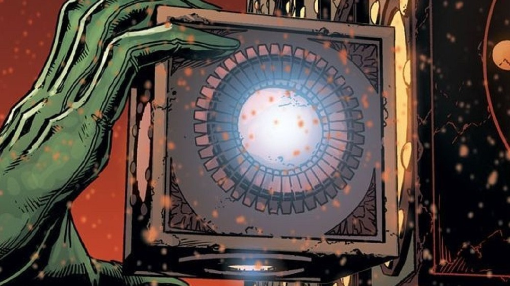 Justice League's Mother Box