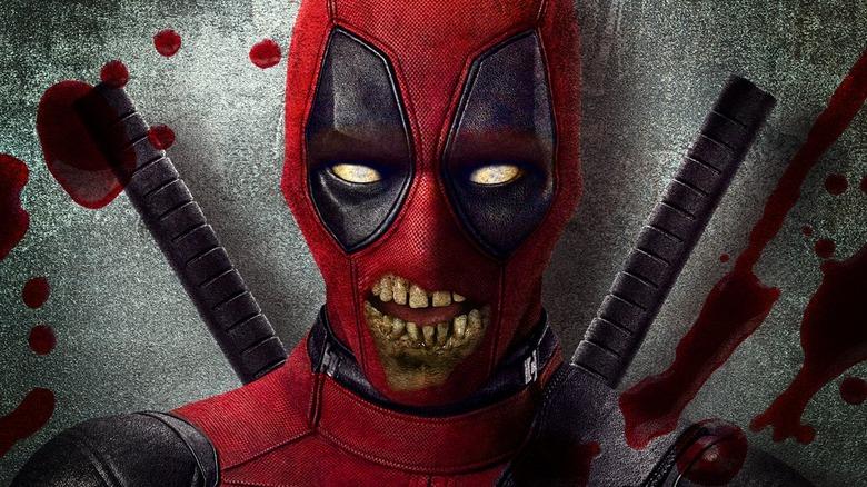 Deadpool 2 The Walking Dead crossover