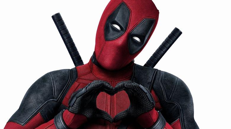 Deadpool Ryan Reynolds heart