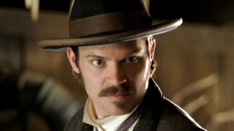 Timothy Olyphant as Seth Bullock in Deadwood