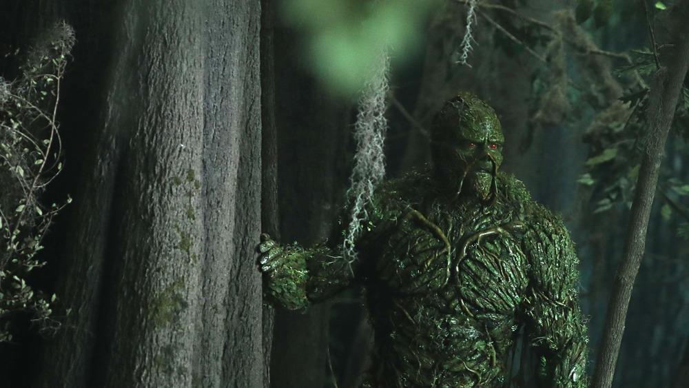 Derek Mears as Swamp Thing