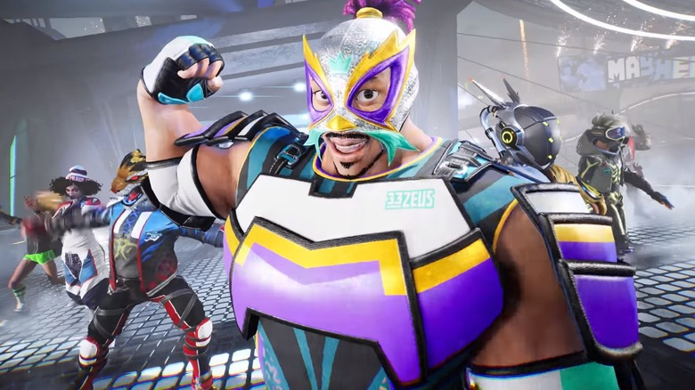 playstation 5, ps5, sony, lucid games, destruction allstars, derby, car, vehicular, combat, release date, launch, trailer, video, gameplay, know, so far
