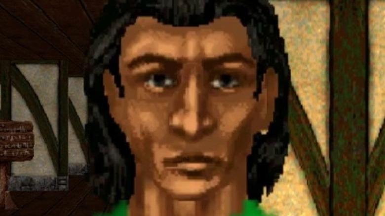 Meridian 59 Skelton Face