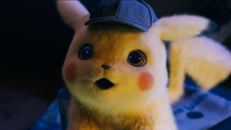 Still from Detective Pikachu