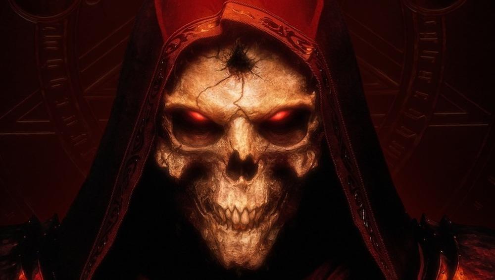Diablo 2: Resurrected cover art
