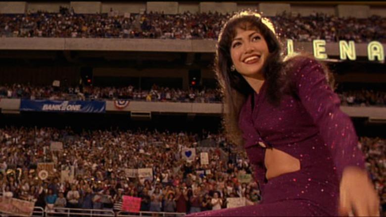Did JLO Lip Sync In Selena?