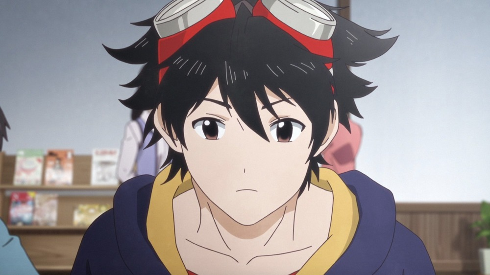 Character from Digimon Survive
