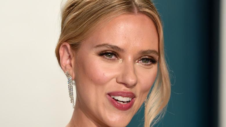 Scarlett Johansson at Vanity Fair event