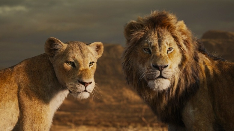 Still from The Lion King (2019)