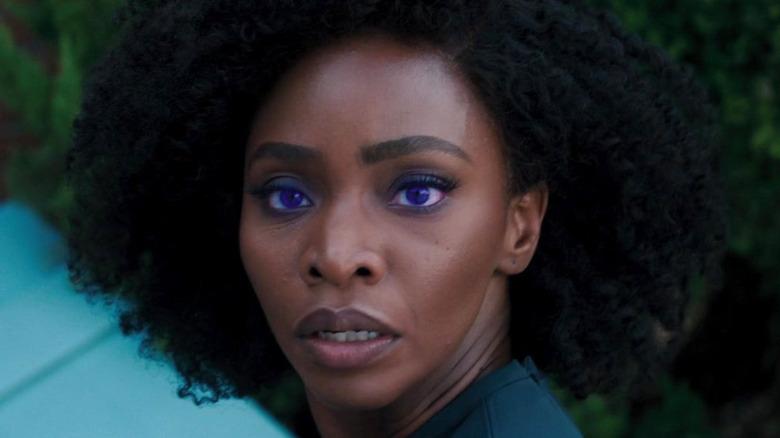 "Teyonah Parris as Monica Rambeau in ""WandaVision"""