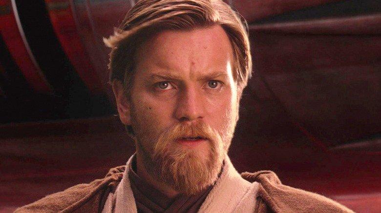 Obi-Wan Kenobi in Star Wars Episode III Revenge of the Sith