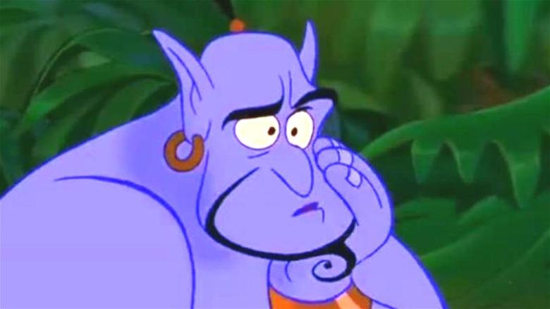 Robin Williams Genie from Aladdin