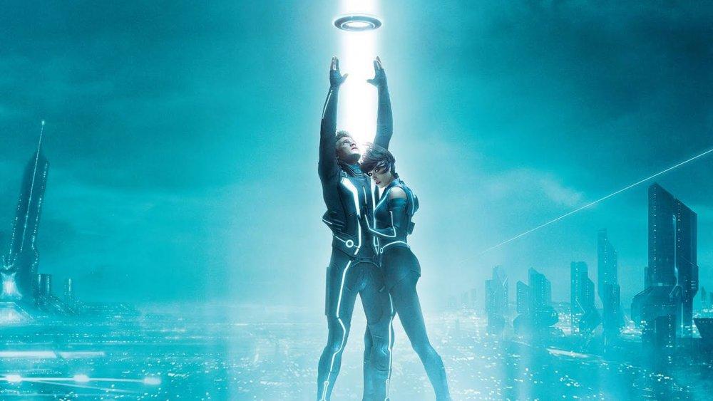 Tron: Legacy poster art