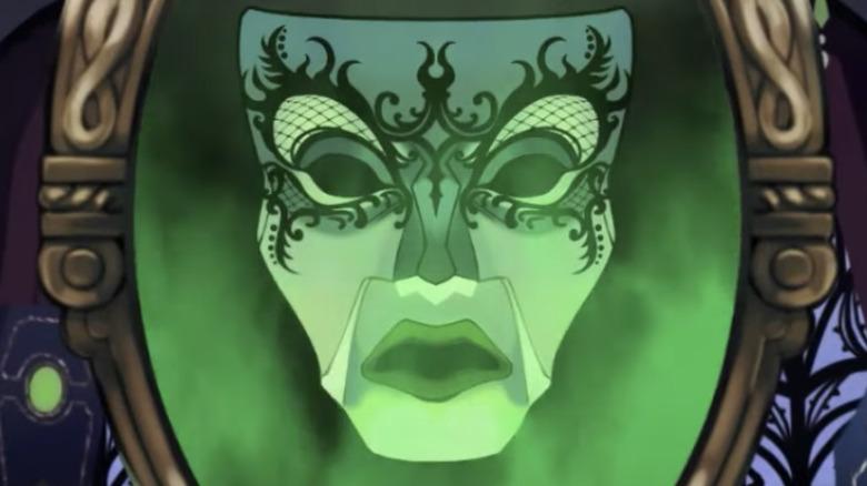 Magic mirror in Twisted Wonderland