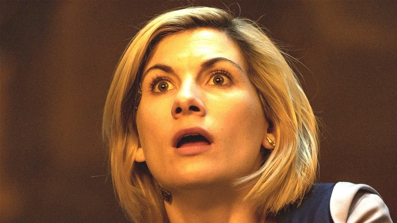 13th Doctor in shock