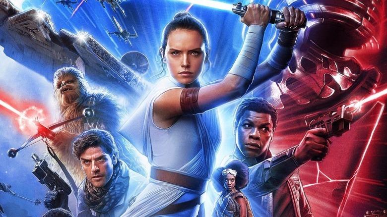 Star Wars: The Rise of Skywalker international poster