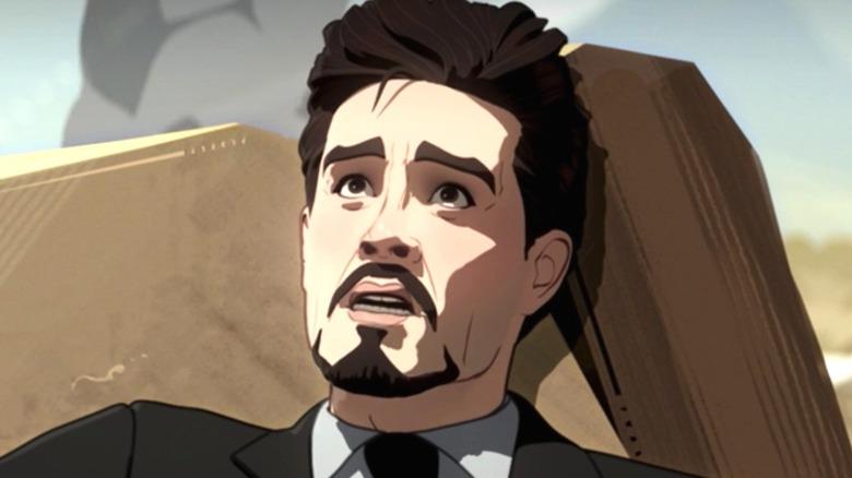 Tony Stark in What If...?
