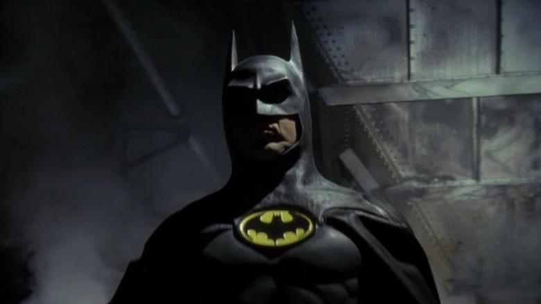 Michael Keaton as Bruce Wayne in Batman