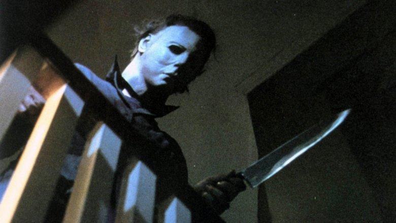 Scene from Halloween