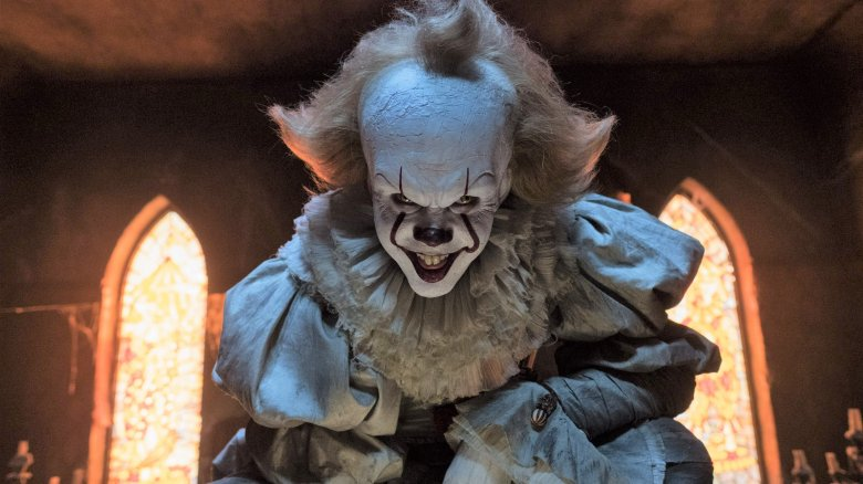it chapter two easter eggs pennywise