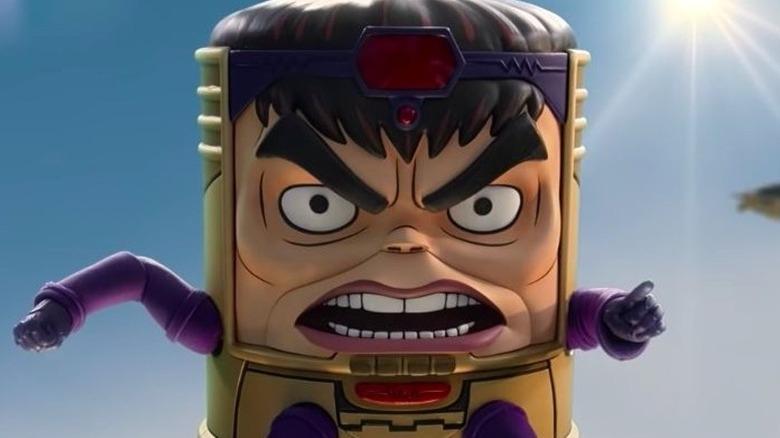 MODOK poster face