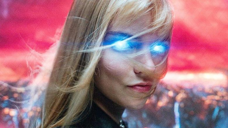 Anya Taylor-Joy as Illyana Rasputin, AKA Magik, in The New Mutants