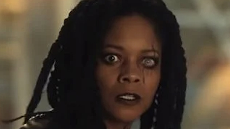 """Naomie Harris in """"Venom: Let There Be Carnage"""""""