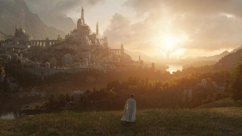 A city in Middle-earth