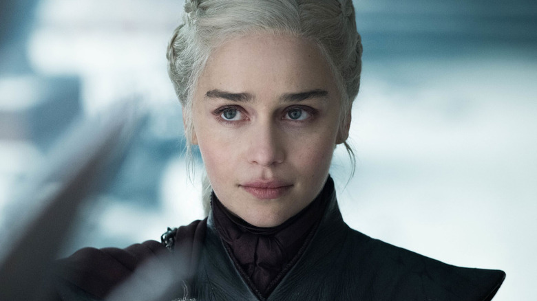 Emilia Clarke Game of Thrones season 8 episode 6 Daenerys Targaryen