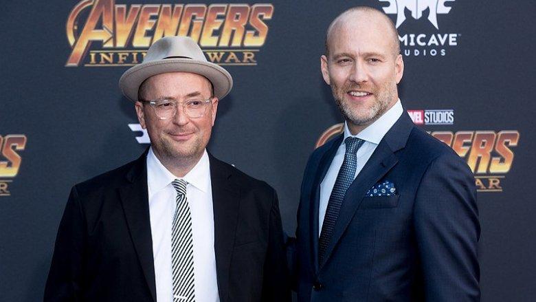 Avengers: Endgame writers Christopher Markus and Stephen McFeely
