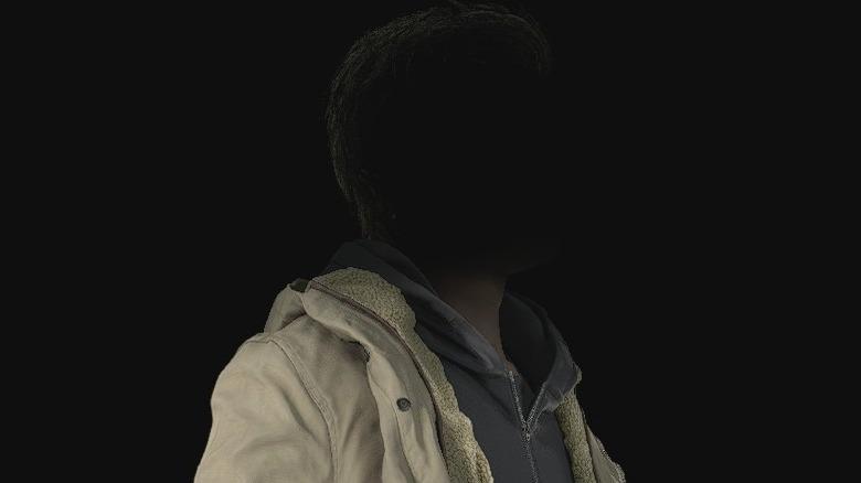 Ethan Winters, as seen in RE8's bonus menu.