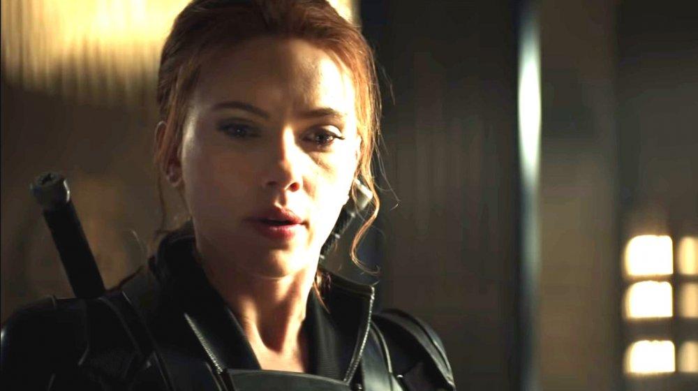 Scarlet Johansson as Black Widow