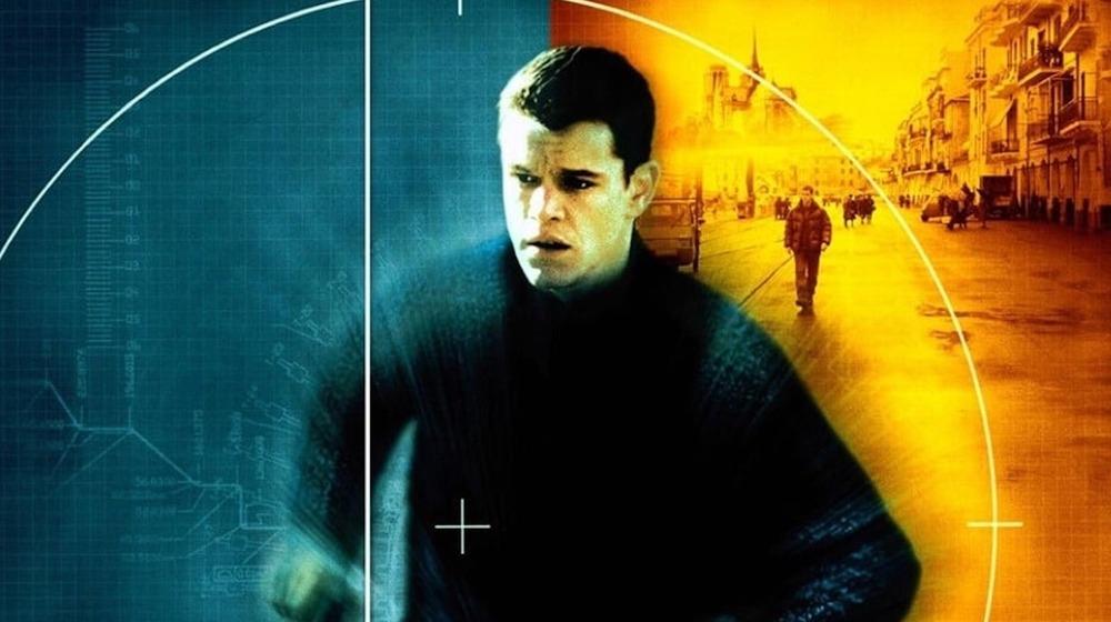 Jason Bourne The Bourne Identity