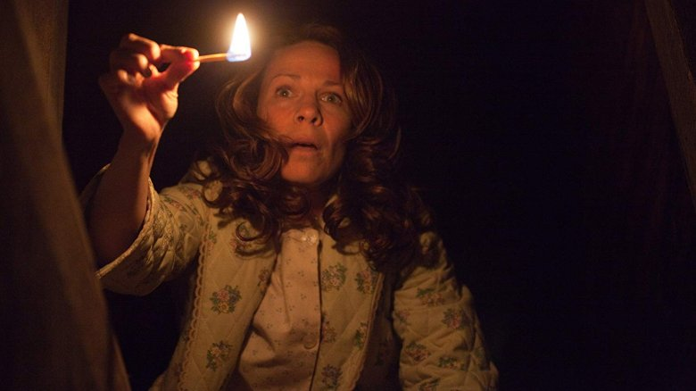 Scene from The Conjuring