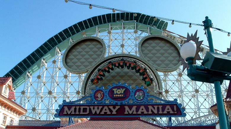 Toy Story Midway Mania! - Cropped