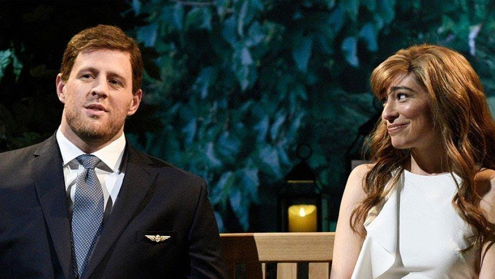 J.J. Watt on Saturday Night Live