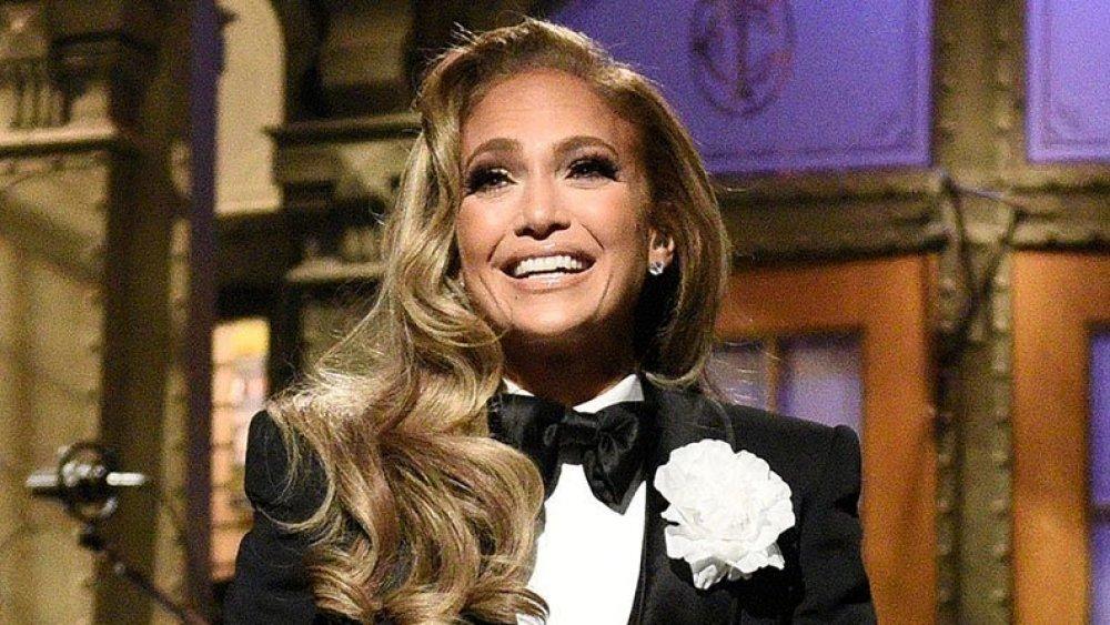 Jennifer Lopez SNL sketches 45