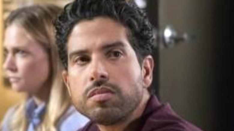 Adam Rodriguez in Criminal Minds