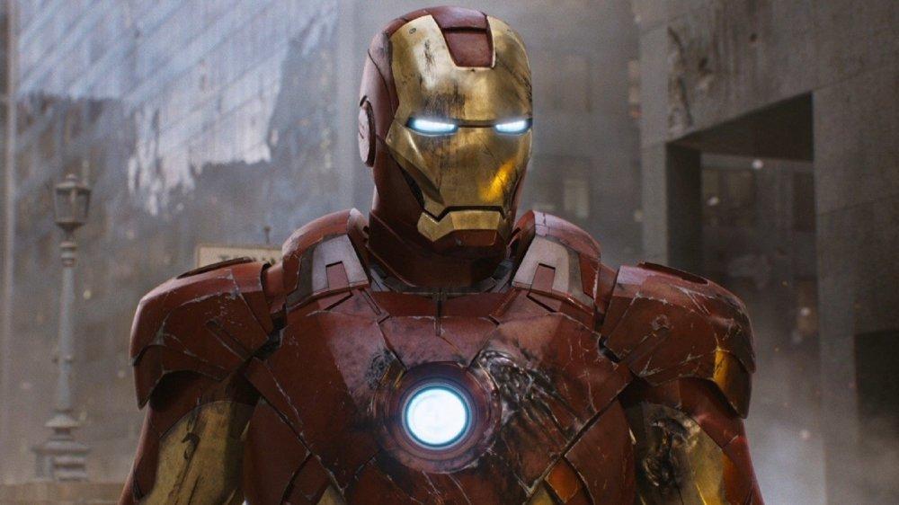 Robert Downey Jr., Iron Man