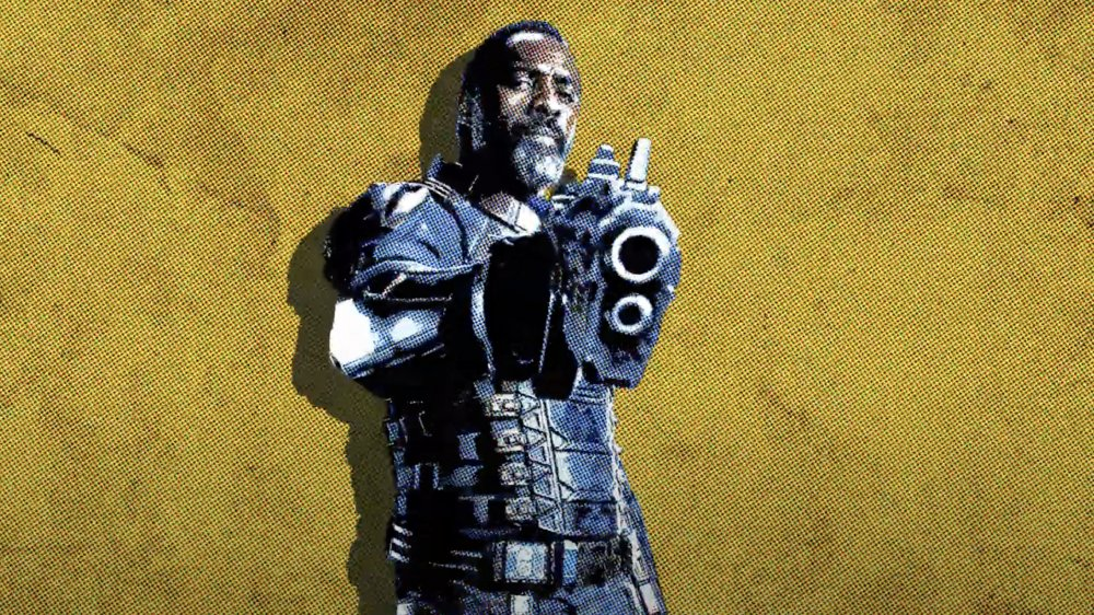 Idris Elba Bloodsport The Suicide Squad