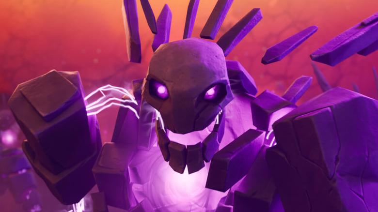 Cube Monster Fortnite Chapter 2 Season 8