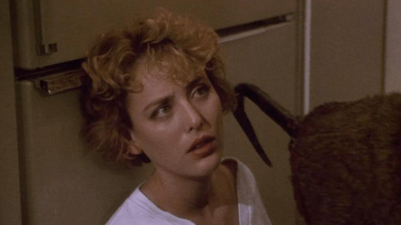 Helen Lyle scared