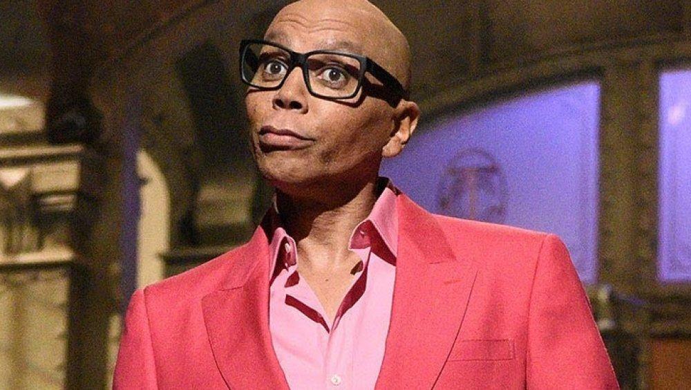 RuPaul on Saturday Night Live season 45