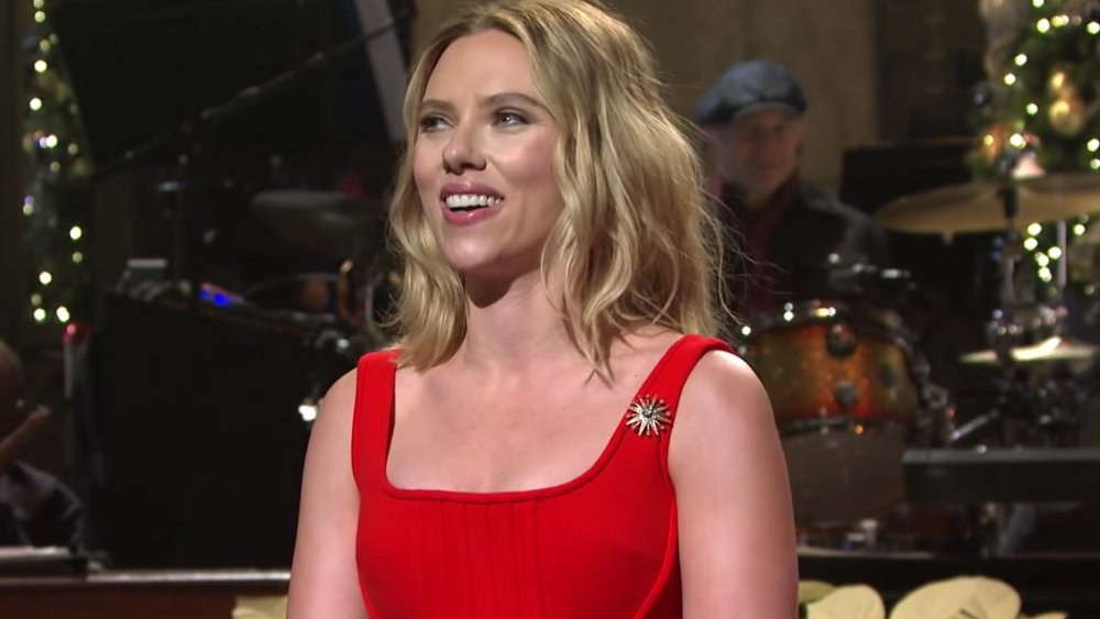 Scarlett Johansson Saturday Night Live