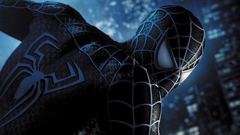 "Tobey Maguire as Spider-Man in ""Spider-Man 3"""