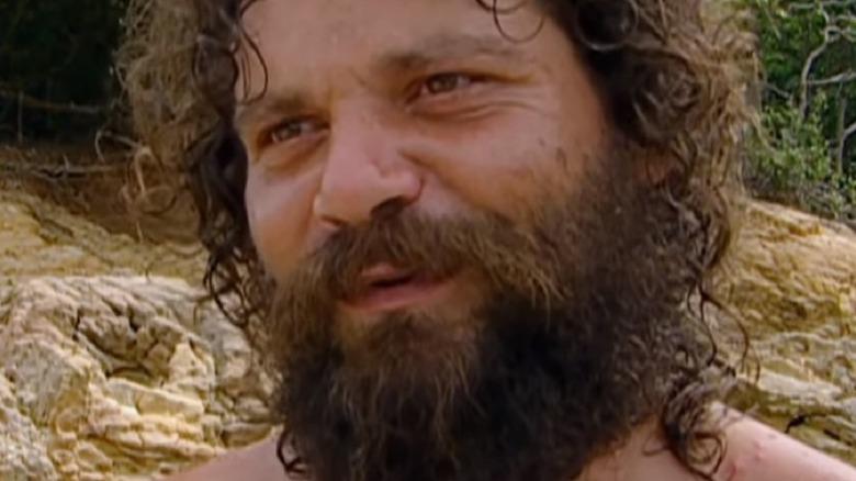 Survivor Rupert smiling