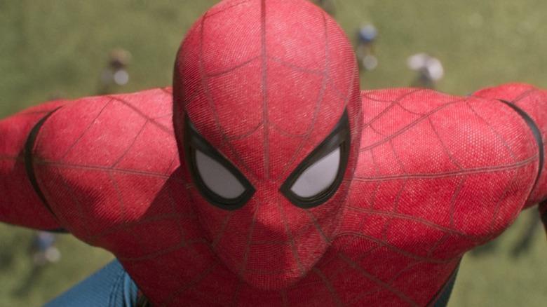 Spider-Man Washington Monument climb