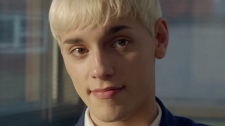 Max Harwood as Jamie New in Everybody's Talking about Jamie