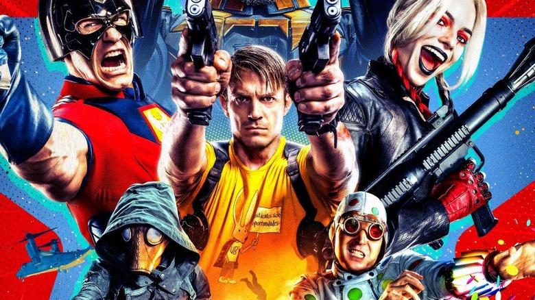 Suicide Squad 2021 poster
