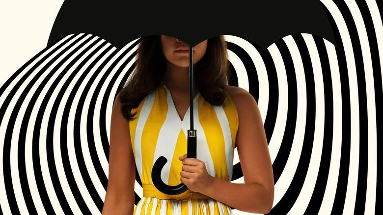 Emmy Raver-Lampman in The Umbrella Academy season 2 on Netflix